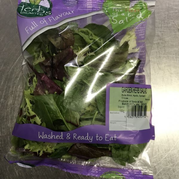 Mixed Babyleaf Bag